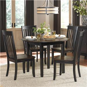 Vendor 2258 Three Falls 5 Piece Dining Set