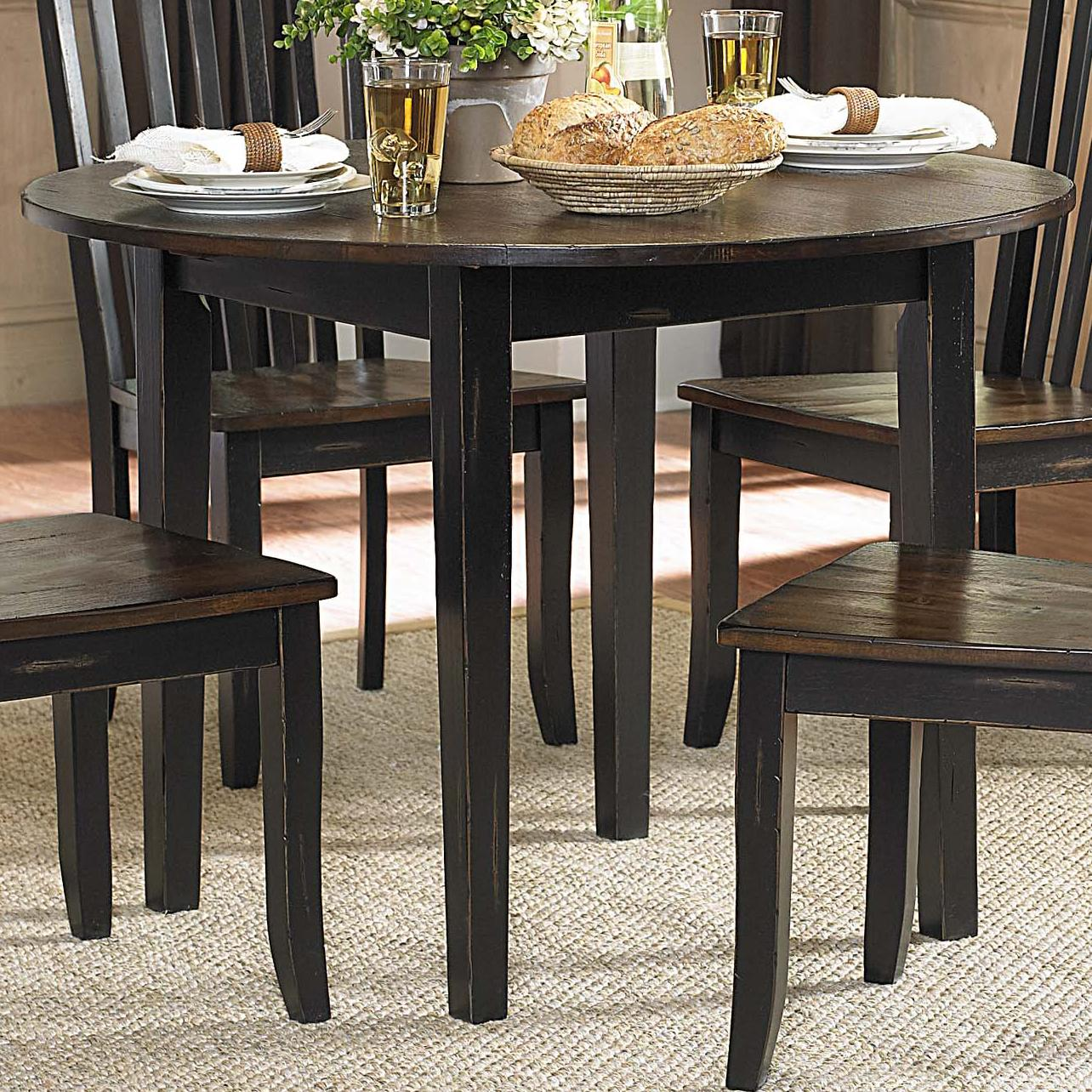 Homelegance Three Falls Dining Table - Item Number: 5023-42
