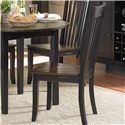 Vendor 2258 Three Falls Side Chair - Item Number: 5023S