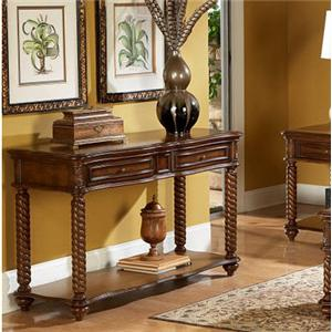Homelegance Trammel Sofa Table