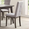 Homelegance University Side Chair - Item Number: 5163S