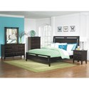 Homelegance Verano Queen Bedroom Group - Item Number: 1733 Q Bedroom Group 1