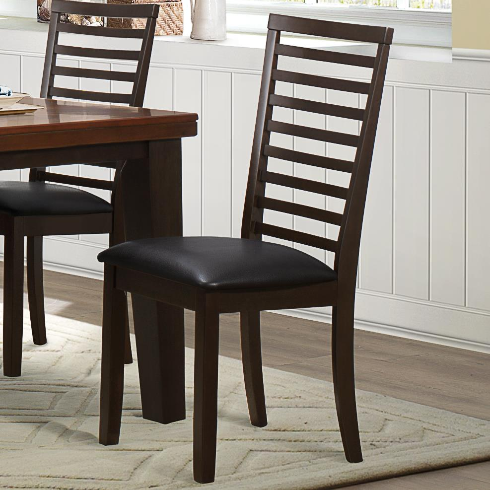 Homelegance Walsh Dining Side Chair - Item Number: 5109S