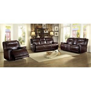 Homelegance Wasola Reclining Living Room Group