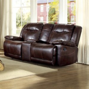 Homelegance Wasola Casual Reclining Loveseat