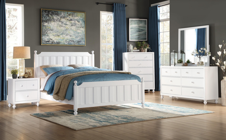 Wellsummer Twin Bedroom Group by Homelegance at Beck's Furniture