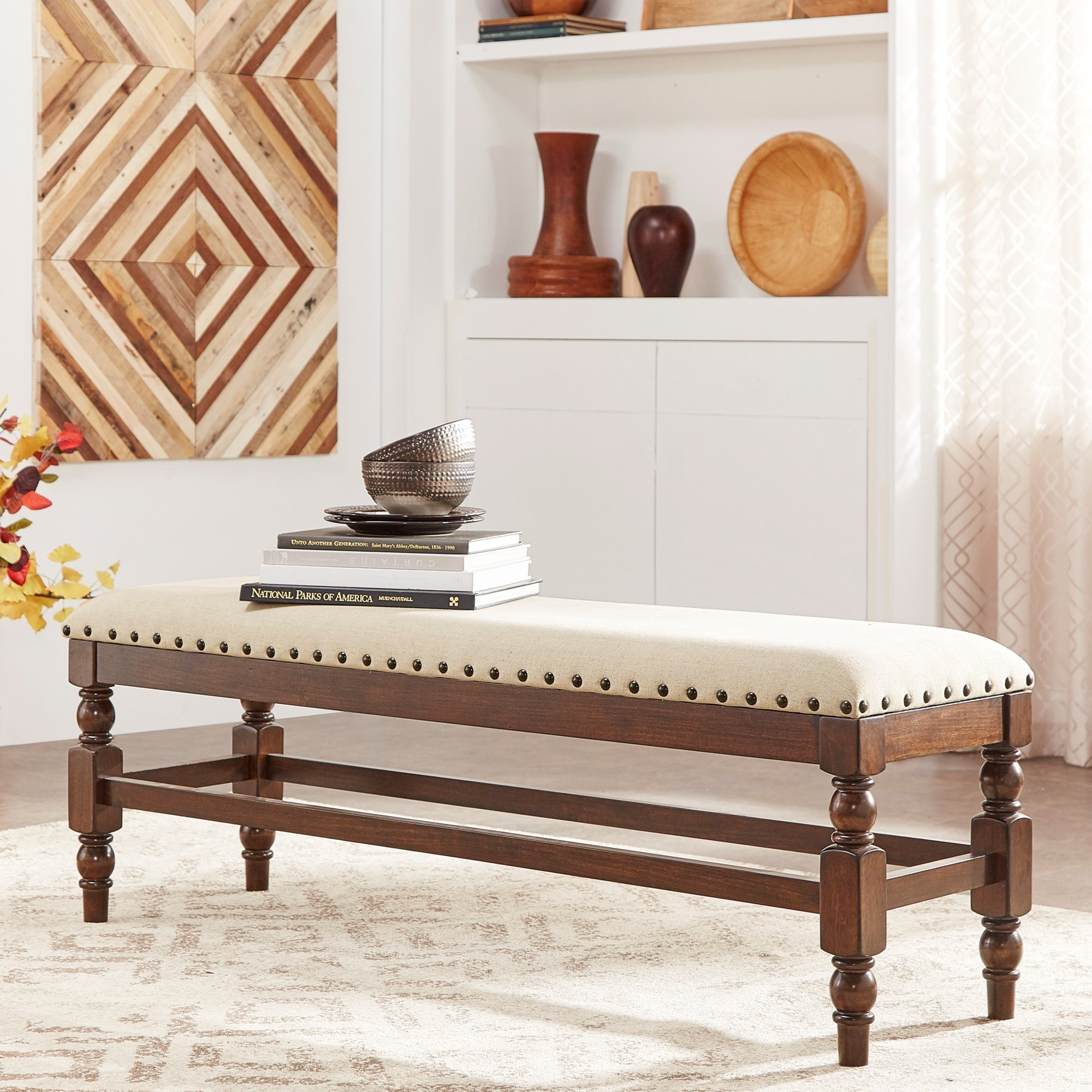 Homelegance Yates 5167-13 Traditional Upholstered Dining