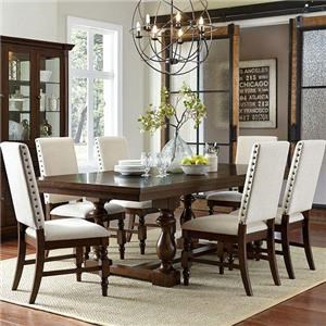 Homelegance Yates  5 Piece Dining Set