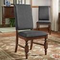 Homelegance Yates  Upholstered Side Chair  - Item Number: 5167DGLS