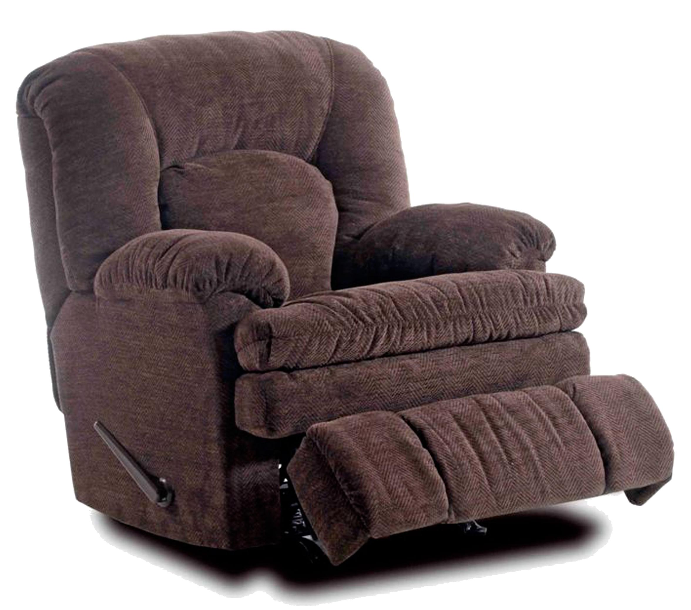 HomeStretch 103 Chocolate Series Rocker Recliner - Item Number: 103-91-22