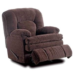 HomeStretch 103 Chocolate Series Rocker Recliner
