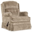 HomeStretch 106 Casual Swivel Glider Recliner - Item Number: 106-93-15