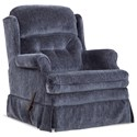 HomeStretch 106 Casual Swivel Glider Recliner - Item Number: 106-93-60