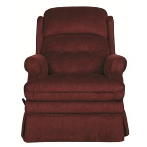 Morris Home Furnishings Samuel Samuel Swivel Glider Recliner