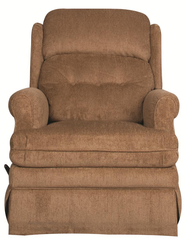 Morris Home Furnishings Samuel Samuel Swivel Glider Recliner - Item Number: 190822683