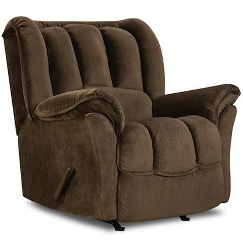 HomeStretch 108 Casual Rocker Recliner - Item Number: 108-91-20