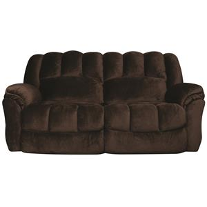 Morris Home Furnishings Tanner Tanner Reclining Sofa