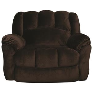 Morris Home Furnishings Tanner Tanner Reclining Chair and a Half