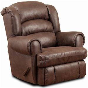 HomeStretch 113 Casual Big and Tall Recliner