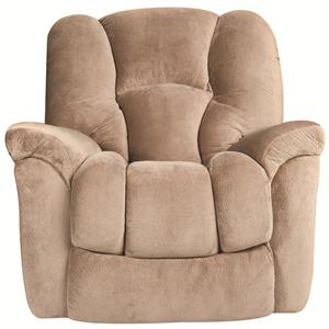 Morris Home Furnishings Baylee Baylee Rocker Recliner