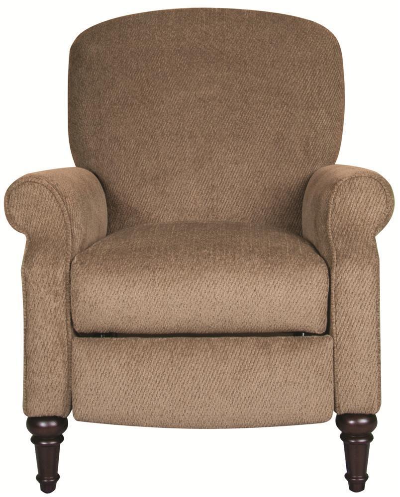 Morris Home Furnishings Dana Dana Hi Leg Recliner - Item Number: 198217828 -