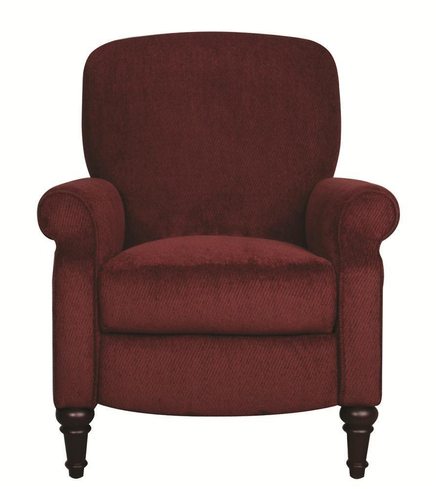 Morris Home Furnishings Dana Dana Hi Leg Recliner - Item Number: 198217874
