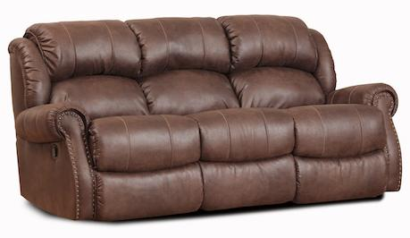 Vendor 392 120 - 22  Double Power Reclining Sofa  - Item Number: 120-39-22