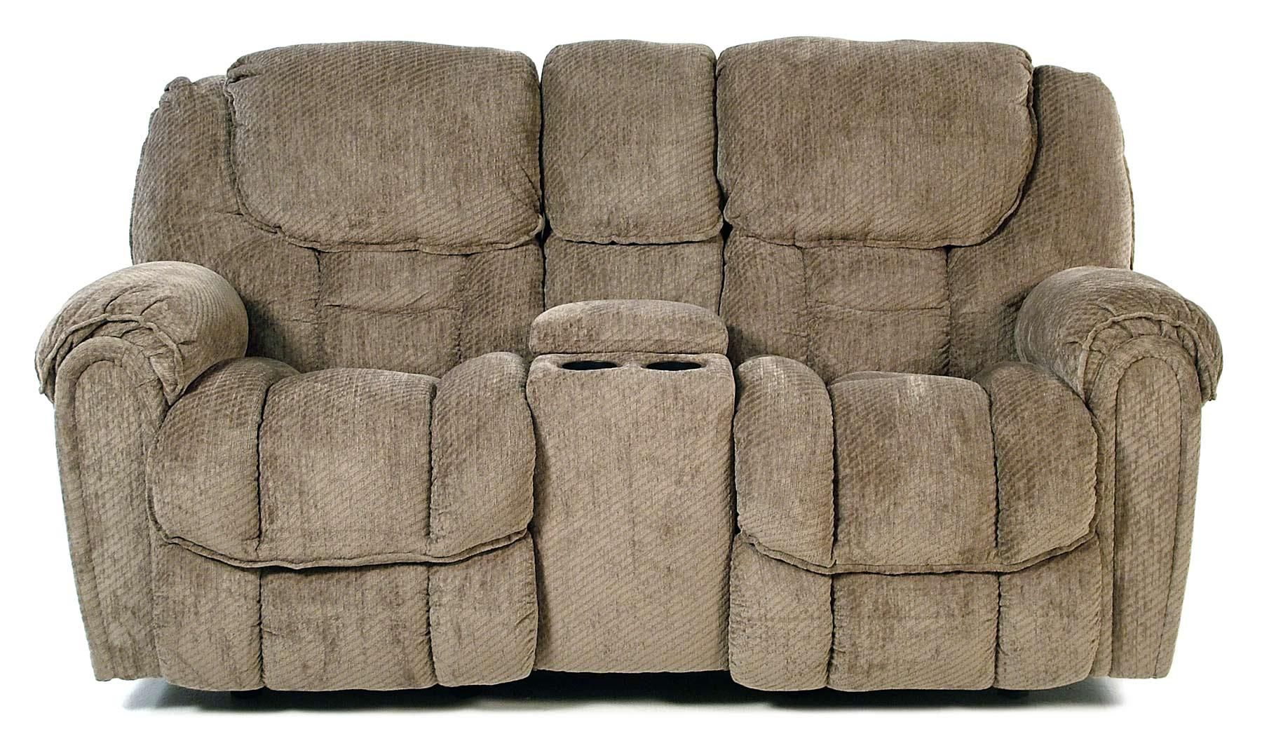 Comfort Living Baxter Casual Reclining Loveseat - Item Number: 122-23-14