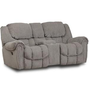 Vendor 392 122 Casual Reclining Loveseat