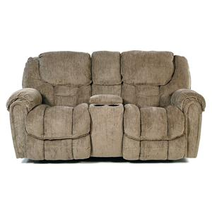 Comfort Living Baxter Casual Reclining Loveseat