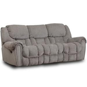 Vendor 392 122 Casual Reclining Sofa