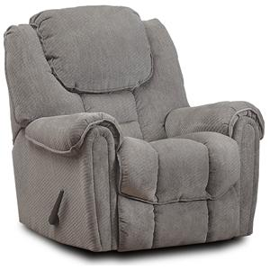 Vendor 392 122 Casual Rocker Recliner