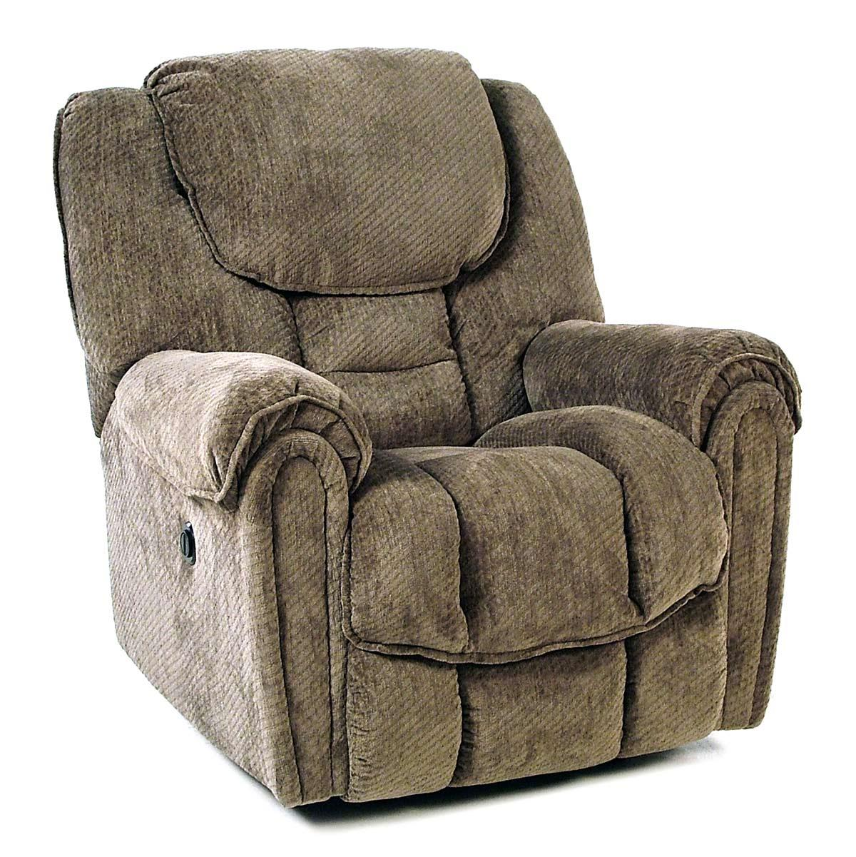 Comfort Living Baxter Casual Power Rocker Recliner - Item Number: 122-98-14