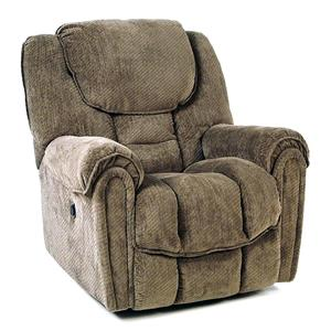 Comfort Living Baxter Casual Power Rocker Recliner