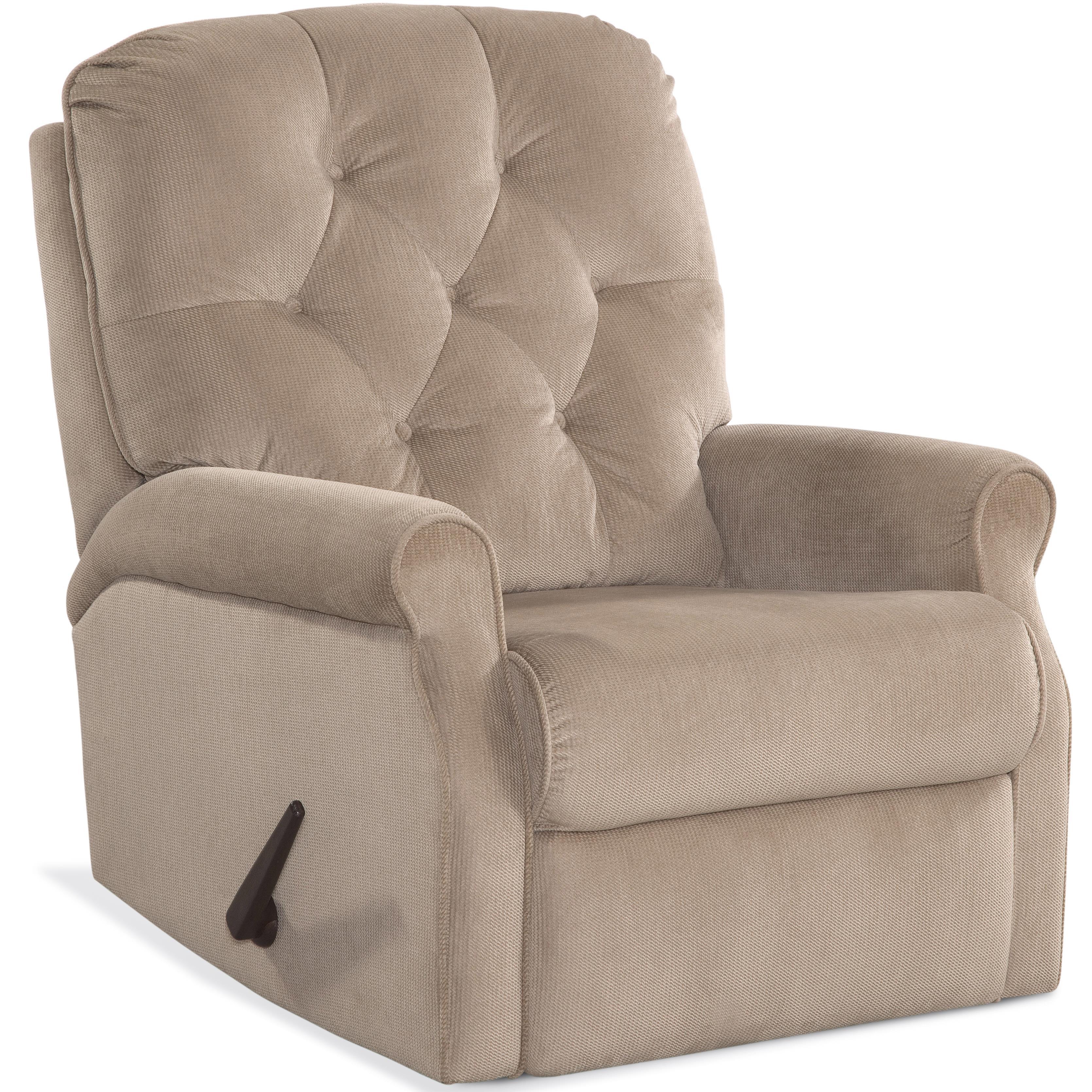 Comfort Living R&R Casual Recliner - Item Number: 127-91-16