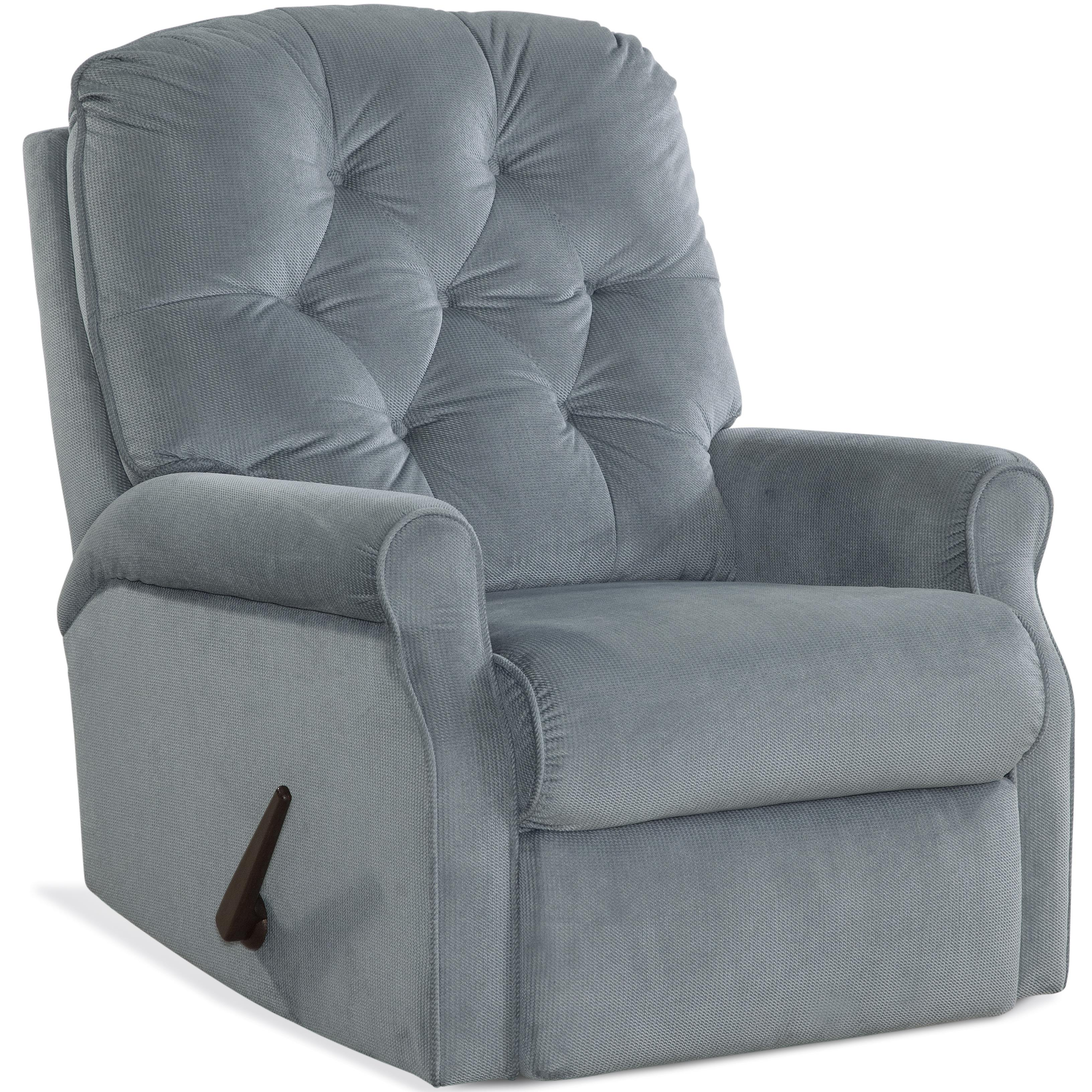 Comfort Living R&R Casual Recliner - Item Number: 127-91-62