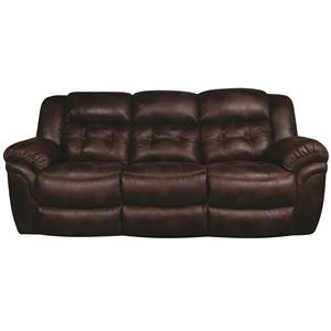 Morris Home Furnishings Elijah Elijah Plush Reclining Sofa