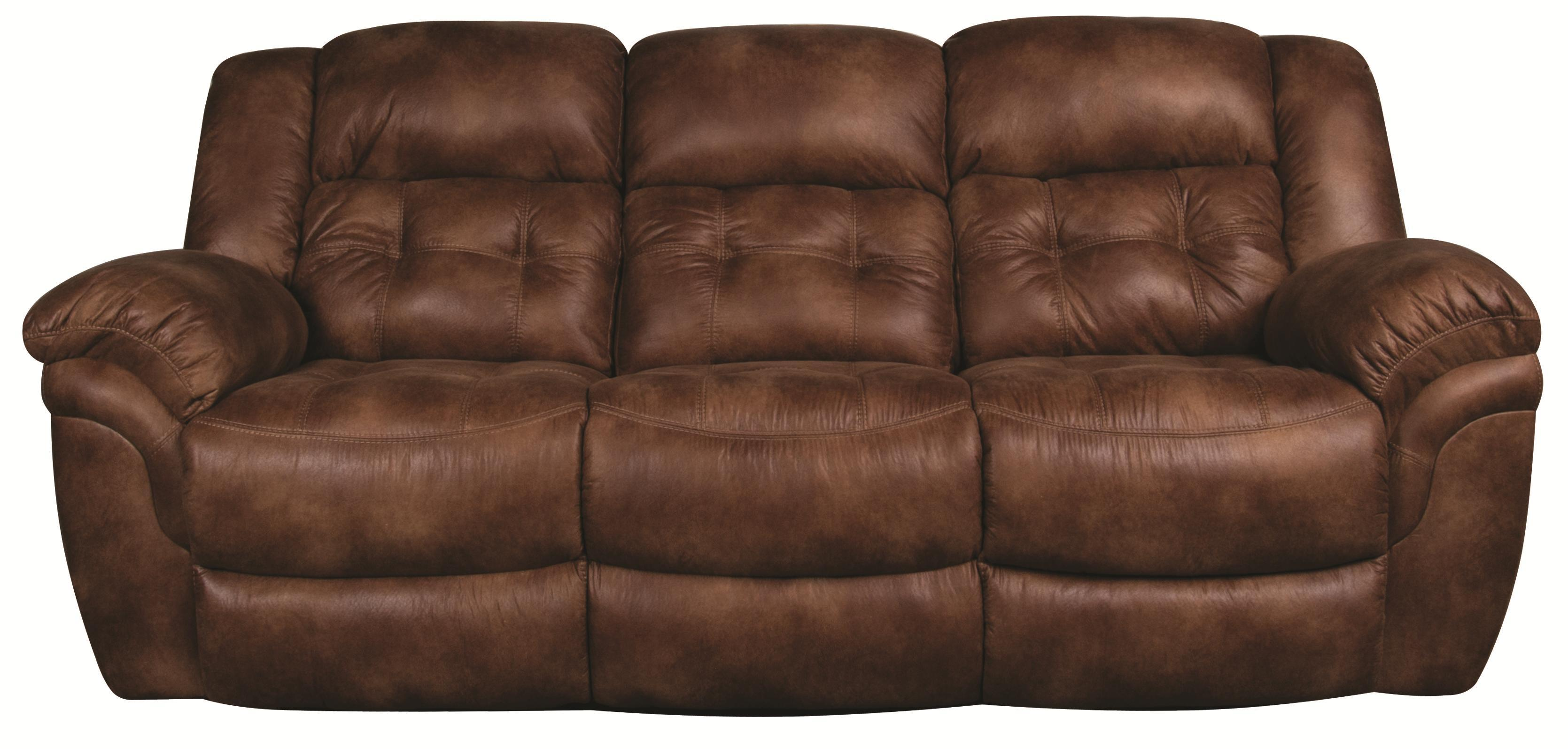 Morris Home Furnishings Elijah Elijah Reclining Sofa - Item Number: 102855078