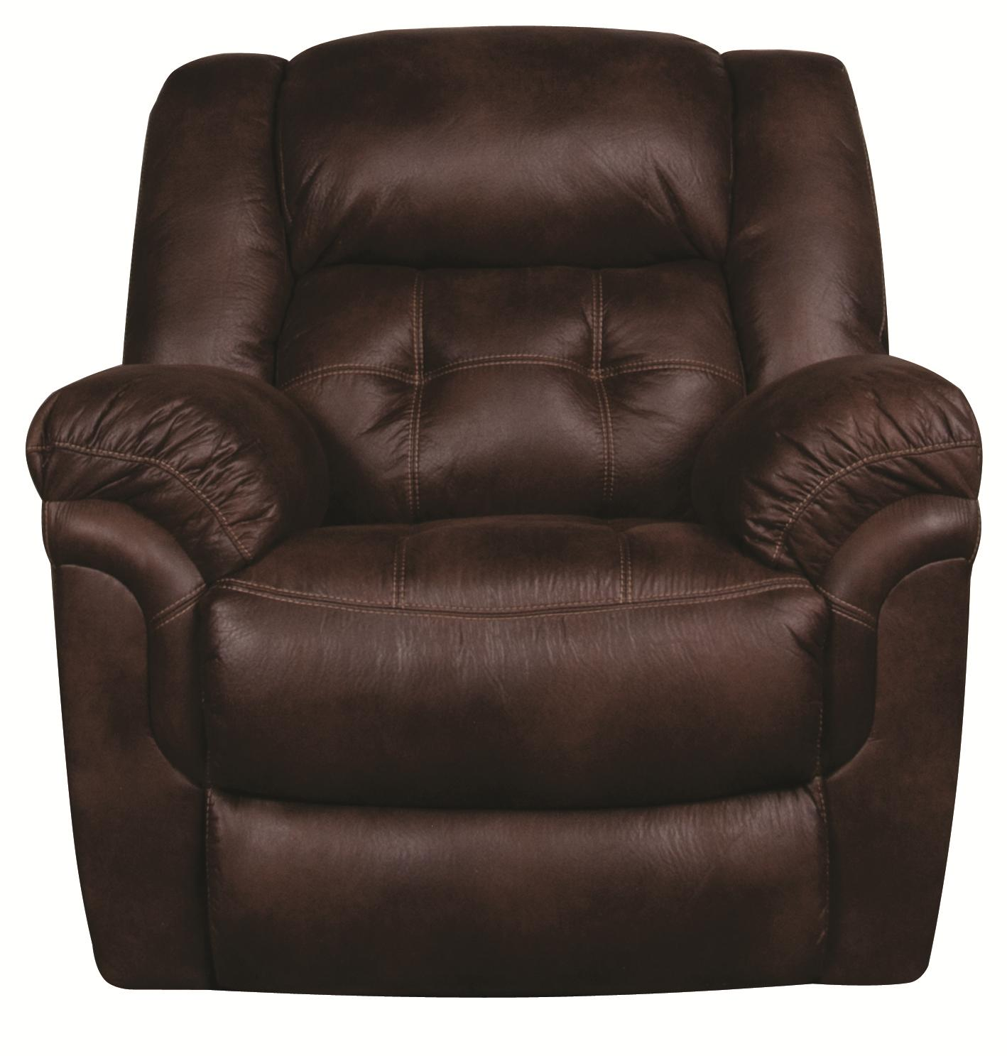 Morris Home Furnishings Elijah Elijah Power Rocker Recliner - Item Number: 108843067