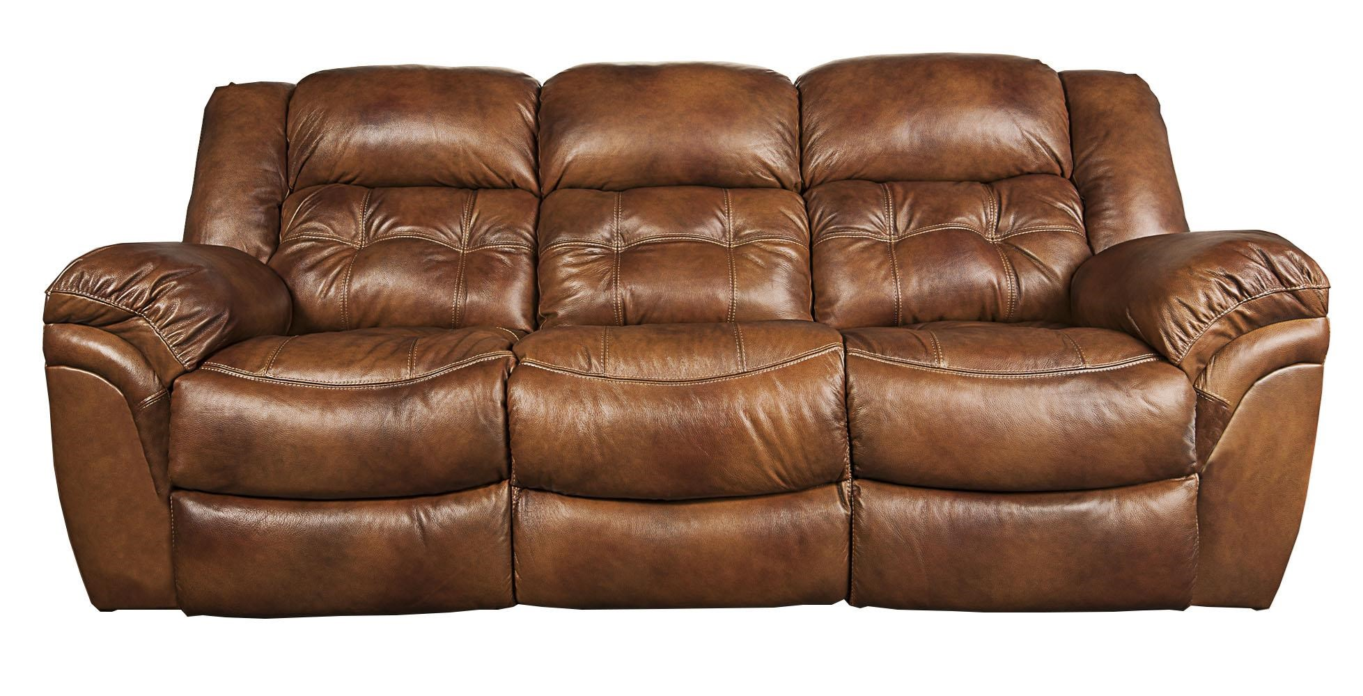 Elijah Power Reclining Plush Sofa