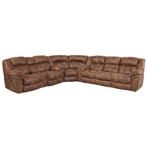 Comfort Living Sierra Super-Wedge Sectional
