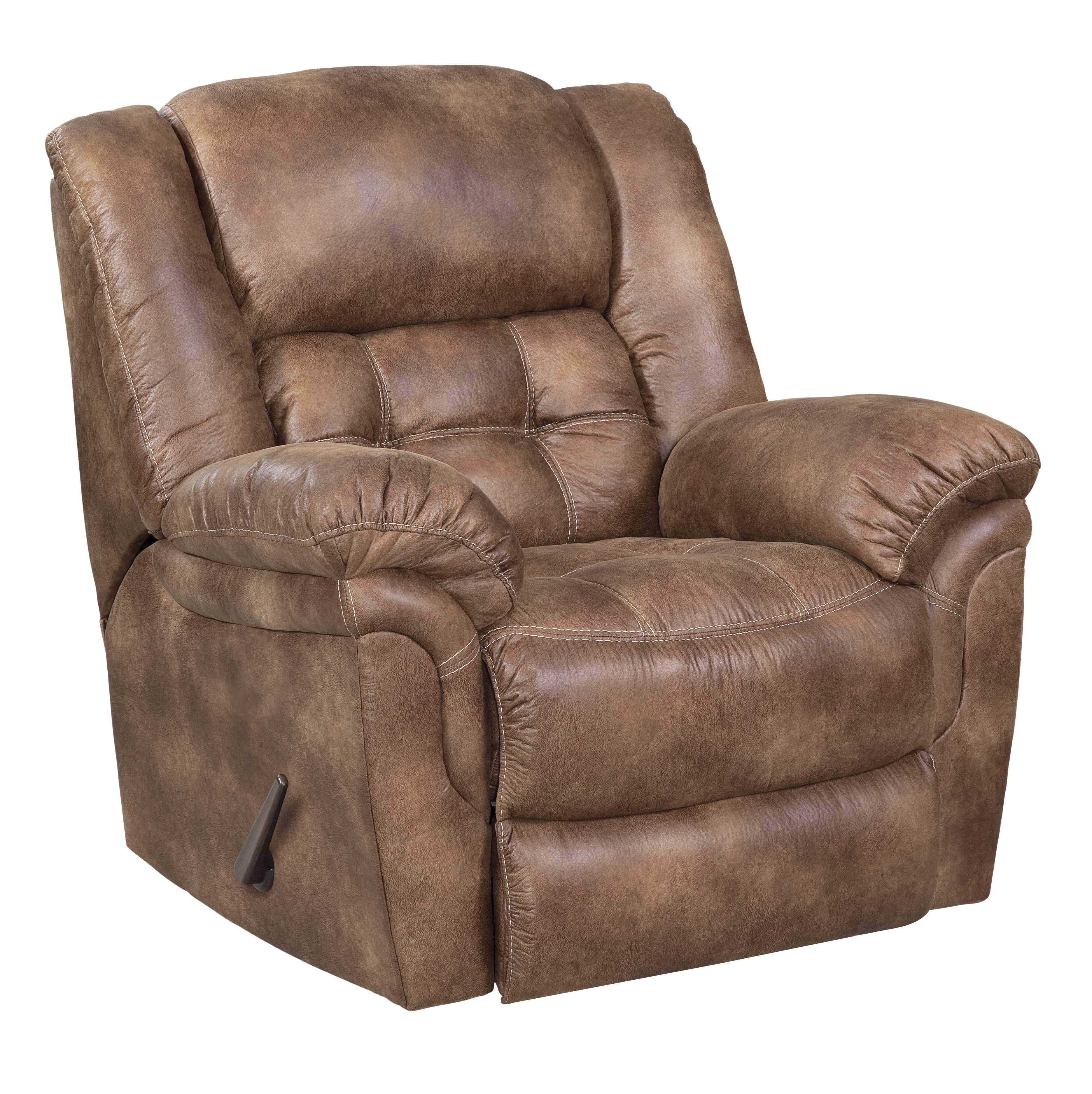 HomeStretch 129 Rocker Recliner  - Item Number: 129-91-15
