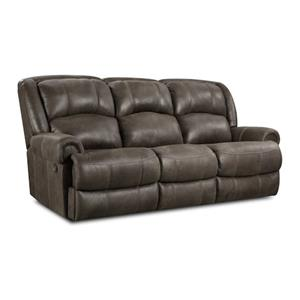 HomeStretch 131 Casual Power Reclining Sofa