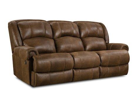 HomeStretch 131 Casual Reclining Sofa - Item Number: 131-30-21