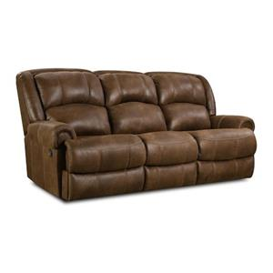 HomeStretch 131 Casual Reclining Sofa