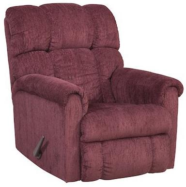 HomeStretch 134 Chaise Rocker Recliner - Item Number: 134-91-40