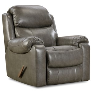 HomeStretch 135 Collection Power Rocker Recliner