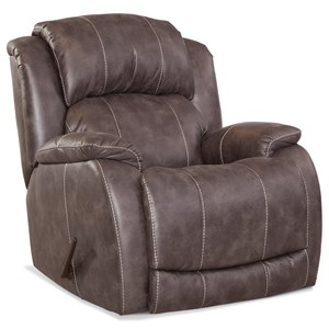 HomeStretch 137 Collection Casual Rocker Recliner