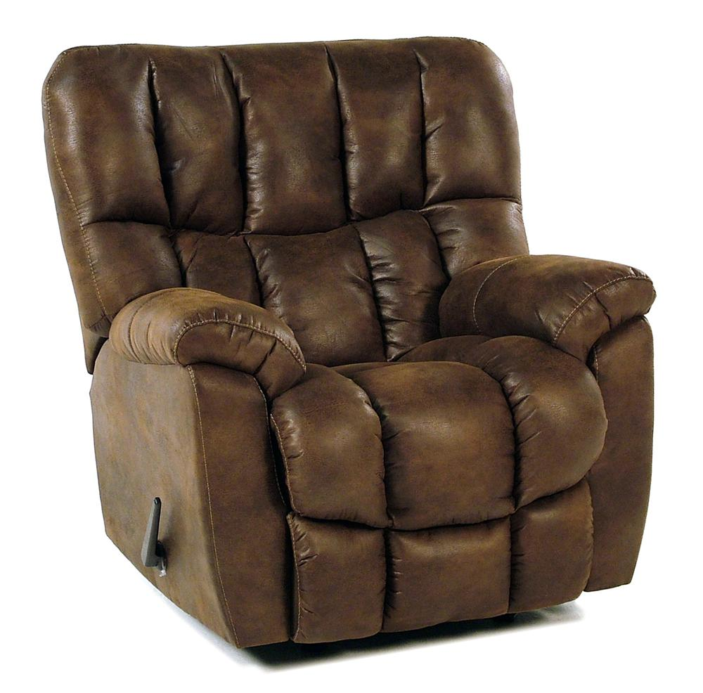 Comfort Living Overstuffed Rocker / Recliner - Item Number: 133-91-21