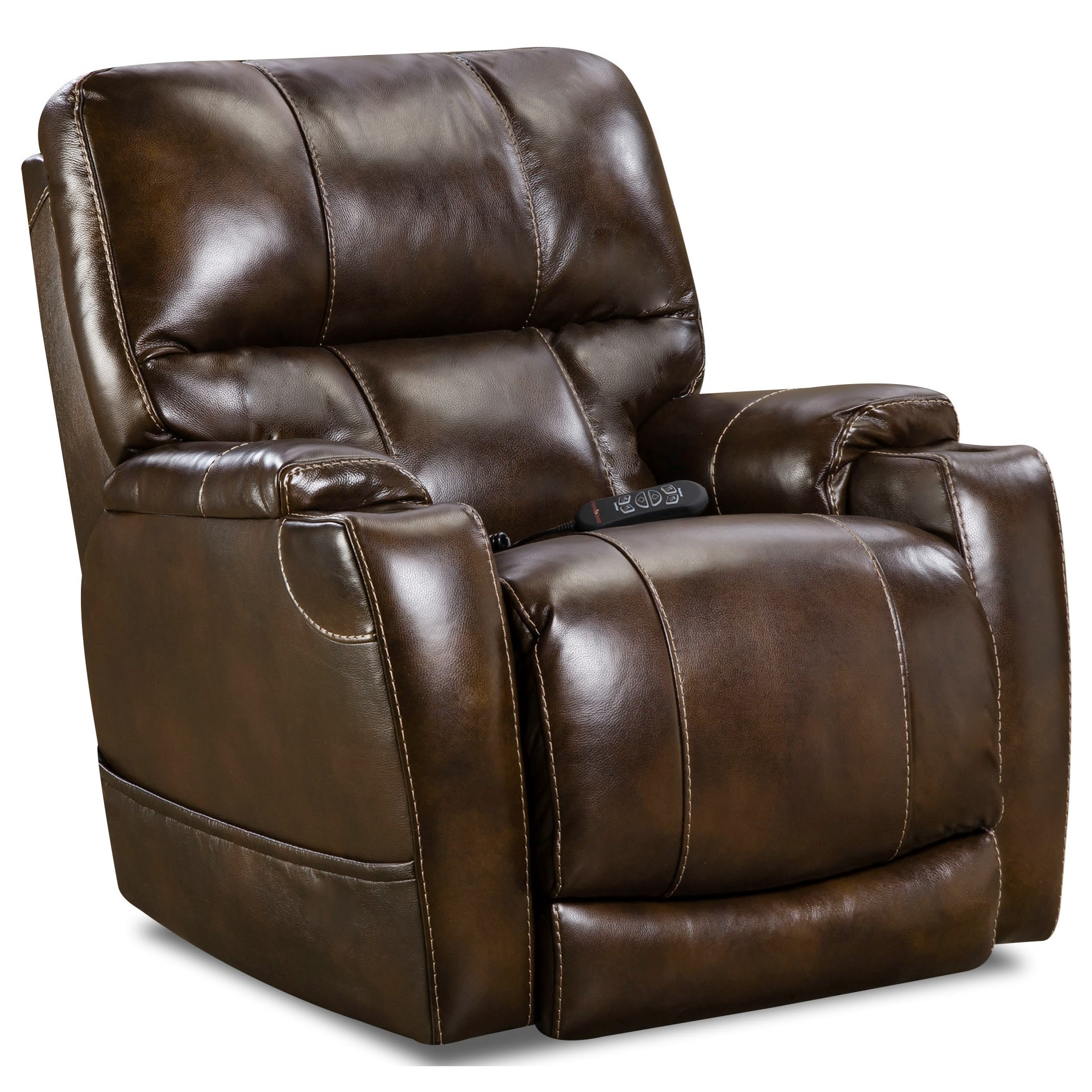 HomeStretch 141 Collection Power Home Theater Recliner - Item Number: 141-97-21
